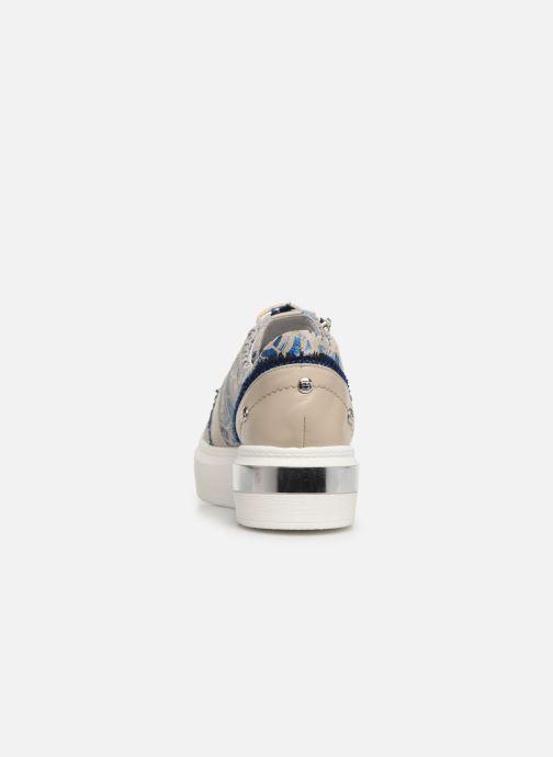 Chaussures à lacets Elizabeth Stuart Afida 850-Fr Beige vue droite