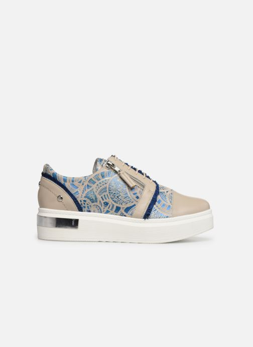 Chaussures à lacets Elizabeth Stuart Afida 850-Fr Beige vue derrière