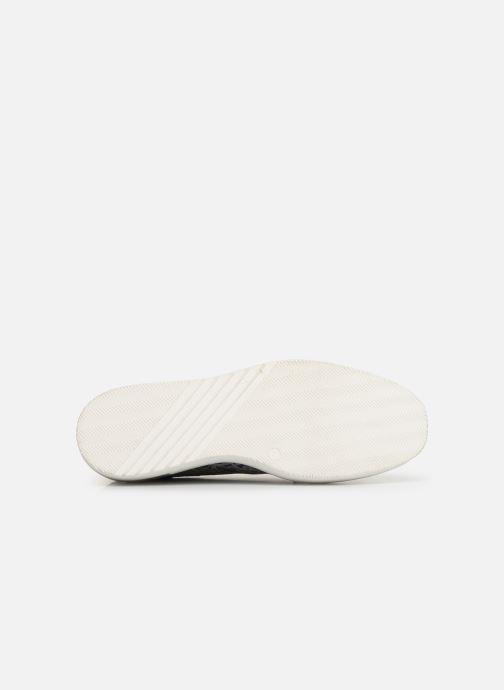 Chaussures à lacets Elizabeth Stuart Afida 850-Fr Beige vue haut