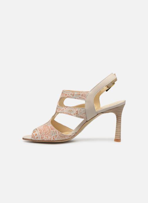 Sandales et nu-pieds Elizabeth Stuart Bofin 205 Beige vue face