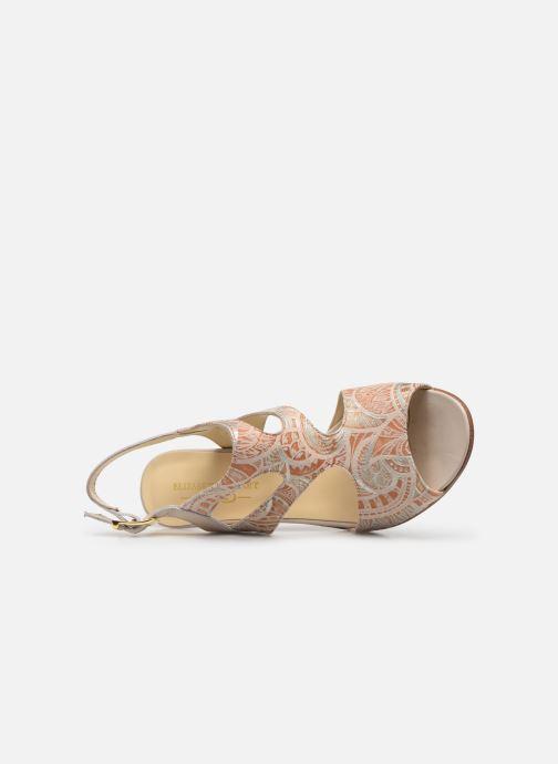 Sandales et nu-pieds Elizabeth Stuart Bofin 205 Beige vue gauche