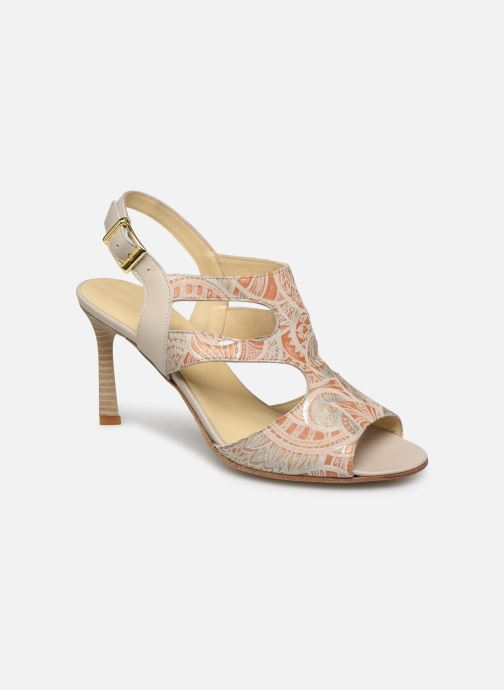 Sandales et nu-pieds Elizabeth Stuart Bofin 205 Beige vue détail/paire