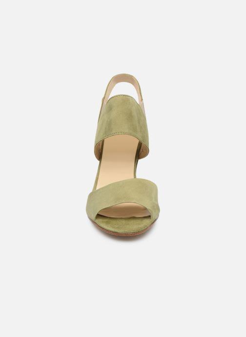 Sandales et nu-pieds Elizabeth Stuart Boka 300 Vert vue portées chaussures