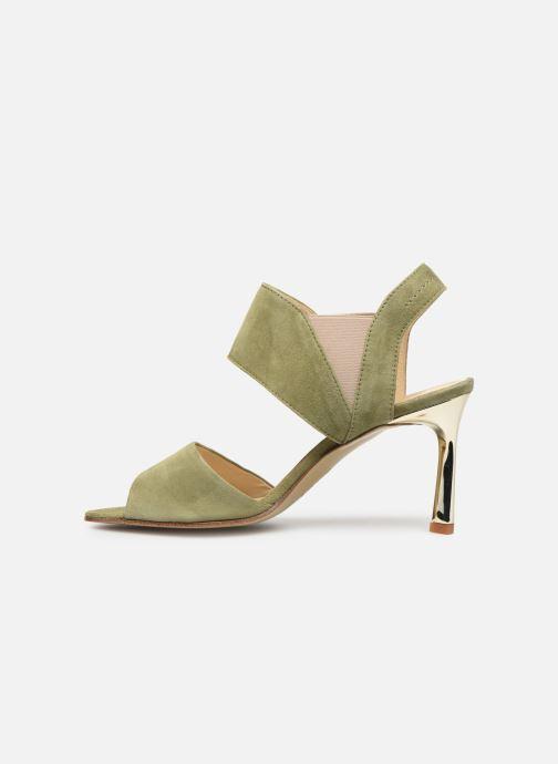 Sandali e scarpe aperte Elizabeth Stuart Boka 300 Verde immagine frontale