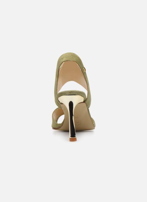 Sandali e scarpe aperte Elizabeth Stuart Boka 300 Verde immagine destra