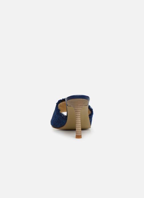 Mules et sabots Elizabeth Stuart Boly 285-Fr Bleu vue droite