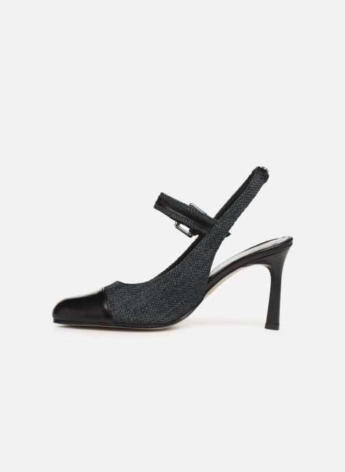 Zapatos de tacón Elizabeth Stuart Colt 800 Negro vista de frente