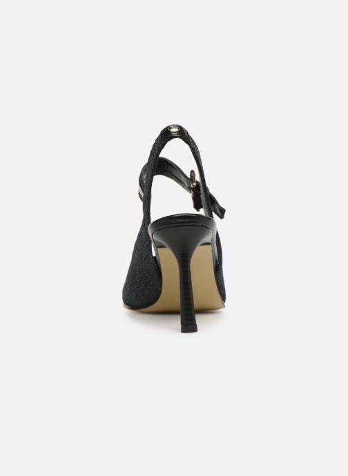 Zapatos de tacón Elizabeth Stuart Colt 800 Negro vista lateral derecha
