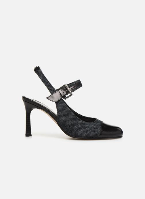 Zapatos de tacón Elizabeth Stuart Colt 800 Negro vistra trasera