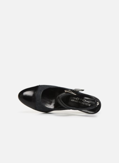 Zapatos de tacón Elizabeth Stuart Colt 800 Negro vista lateral izquierda
