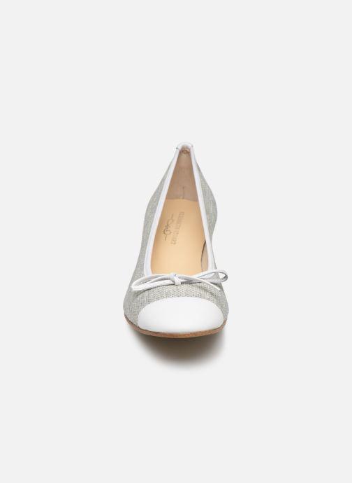 Escarpins Elizabeth Stuart Dico 800 Gris vue portées chaussures