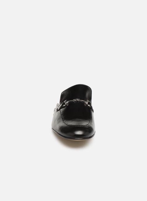 Mules et sabots Elizabeth Stuart Istael 304 Noir vue portées chaussures