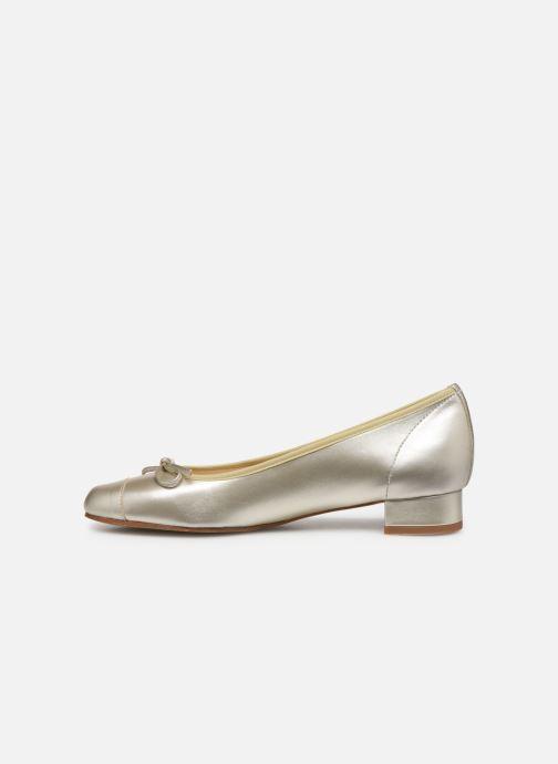 Ballerina's Elizabeth Stuart Jouti 394 Zilver voorkant