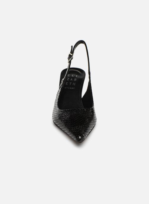 Escarpins Elizabeth Stuart Kelly 807 Noir vue portées chaussures