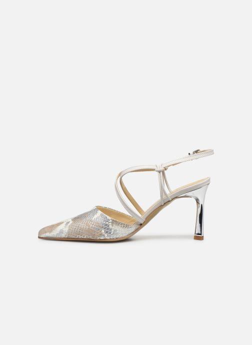 Sandales et nu-pieds Elizabeth Stuart Lyco 204 Blanc vue face
