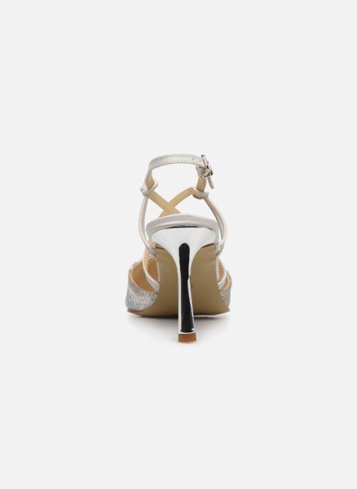 Sandales et nu-pieds Elizabeth Stuart Lyco 204 Blanc vue droite