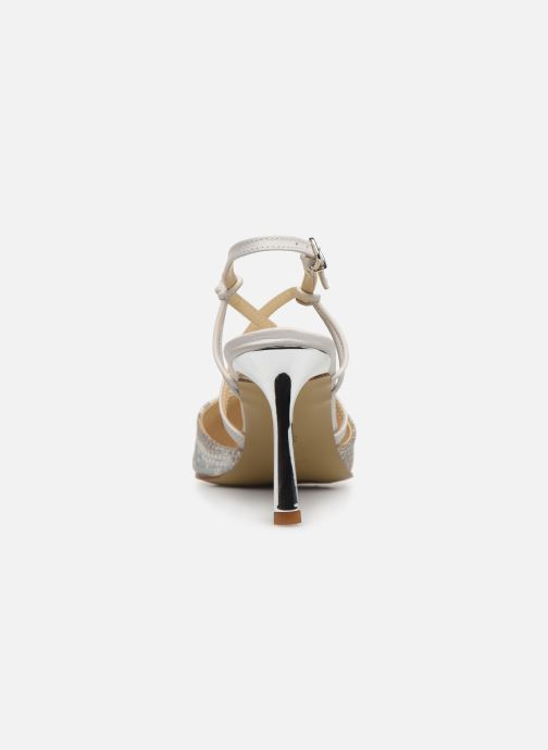 Sandalen Elizabeth Stuart Lyco 204 Wit rechts