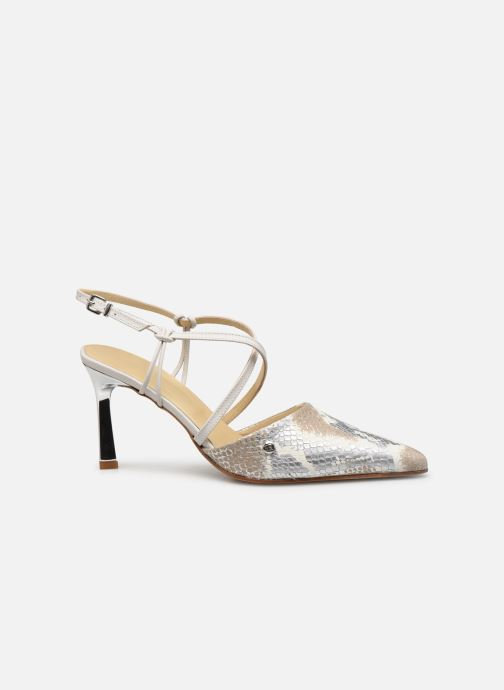Sandales et nu-pieds Elizabeth Stuart Lyco 204 Blanc vue derrière