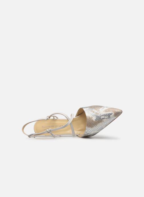 Sandales et nu-pieds Elizabeth Stuart Lyco 204 Blanc vue gauche