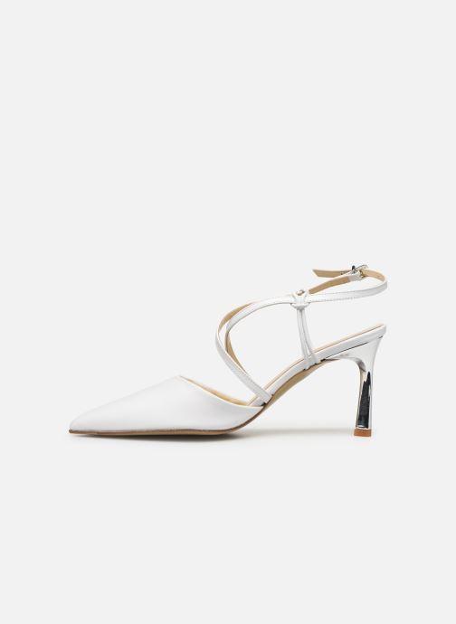 Sandales et nu-pieds Elizabeth Stuart Lyco 304 Blanc vue face