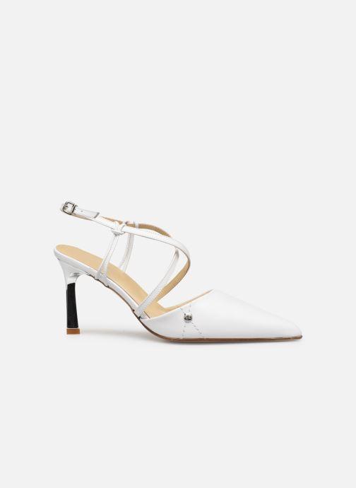 Sandales et nu-pieds Elizabeth Stuart Lyco 304 Blanc vue derrière