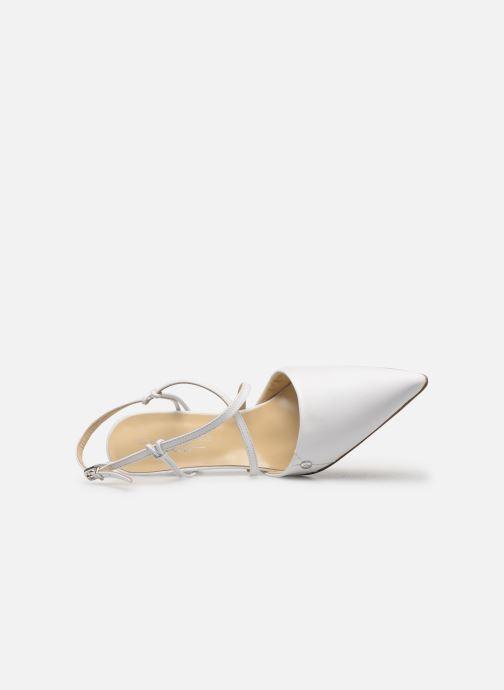 Sandales et nu-pieds Elizabeth Stuart Lyco 304 Blanc vue gauche