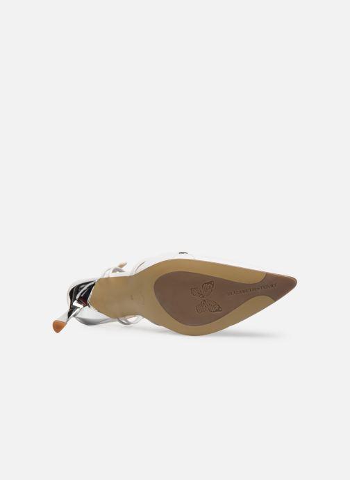 Sandales et nu-pieds Elizabeth Stuart Lyco 304 Blanc vue haut