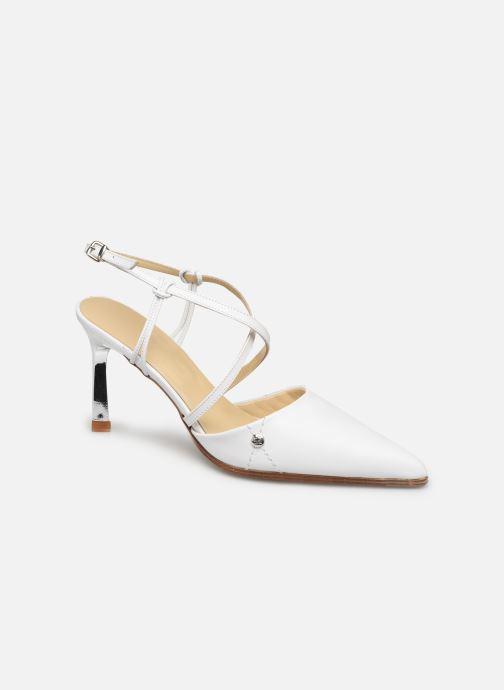 Sandales et nu-pieds Elizabeth Stuart Lyco 304 Blanc vue détail/paire
