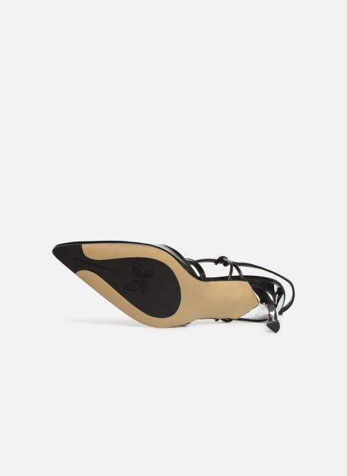Sandales et nu-pieds Elizabeth Stuart Lyco 304 Noir vue haut