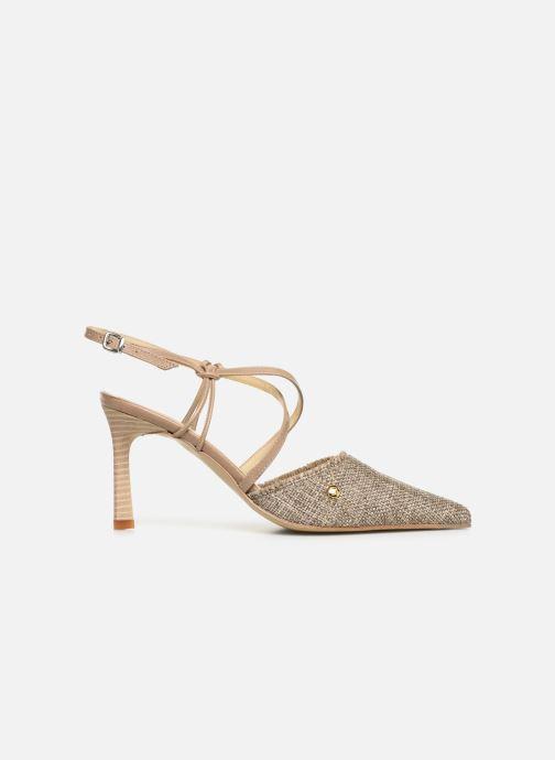 Sandales et nu-pieds Elizabeth Stuart Lyco 800-Frg Gris vue derrière