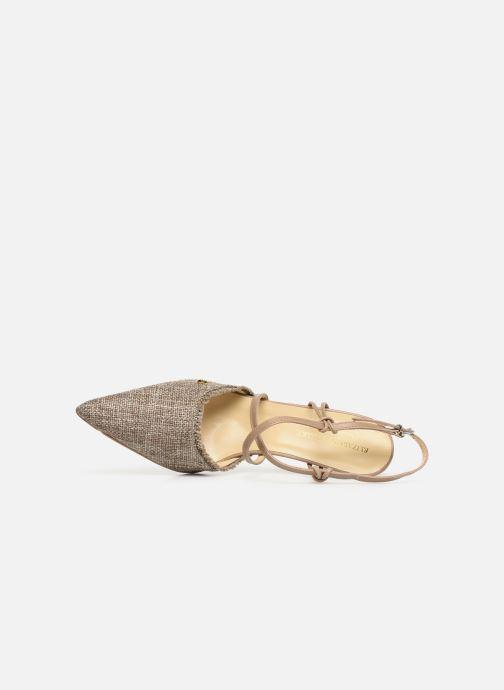 Sandales et nu-pieds Elizabeth Stuart Lyco 800-Frg Gris vue gauche