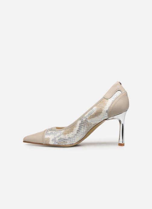 Zapatos de tacón Elizabeth Stuart Lyma 204 Beige vista de frente
