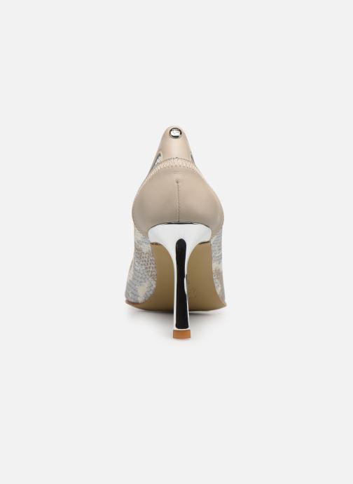 Zapatos de tacón Elizabeth Stuart Lyma 204 Beige vista lateral derecha
