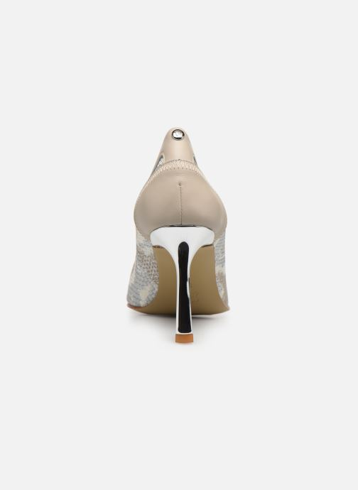 High heels Elizabeth Stuart Lyma 204 Beige view from the right