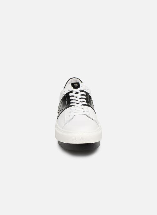 Sneaker Elizabeth Stuart Nevil 304-2 weiß schuhe getragen