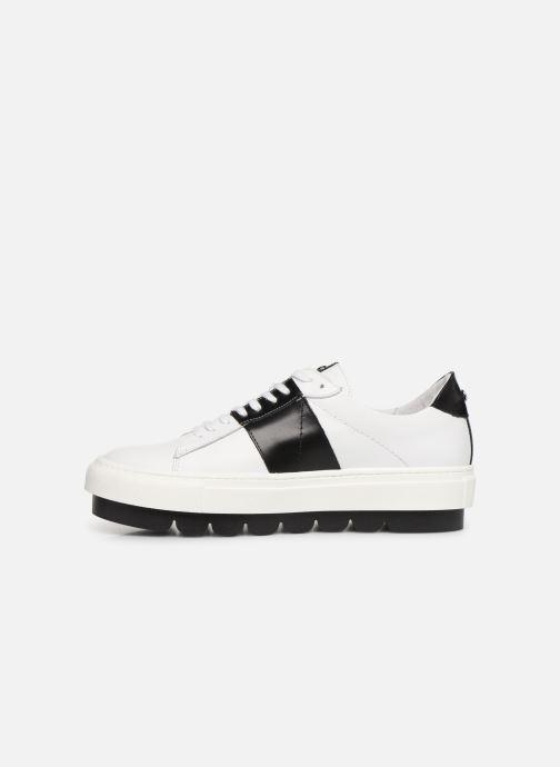 Sneaker Elizabeth Stuart Nevil 304-2 weiß ansicht von vorne