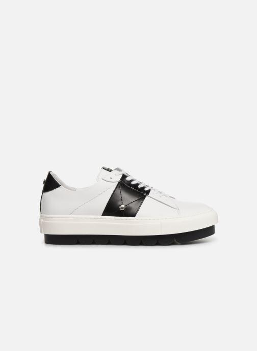 Sneaker Elizabeth Stuart Nevil 304-2 weiß ansicht von hinten