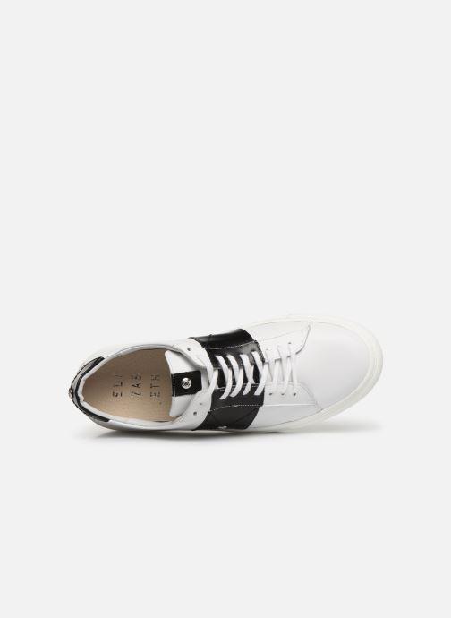 Sneaker Elizabeth Stuart Nevil 304-2 weiß ansicht von links