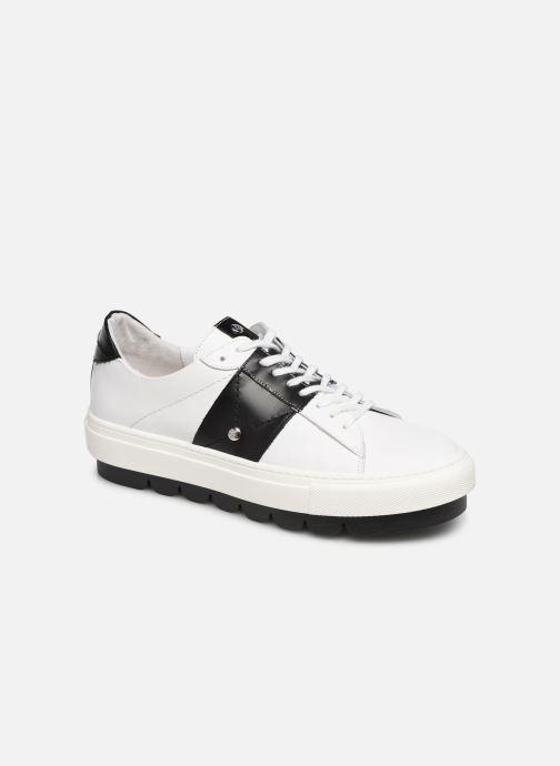 Sneaker Elizabeth Stuart Nevil 304-2 weiß detaillierte ansicht/modell