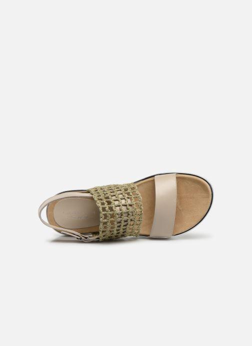 Sandales et nu-pieds Elizabeth Stuart Placide 292 Beige vue gauche