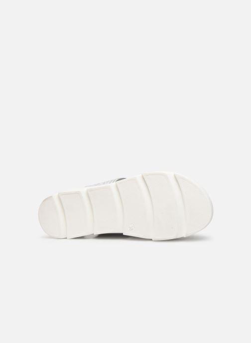 Sandales et nu-pieds Elizabeth Stuart Platon 399 Gris vue haut