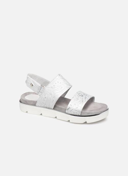 Sandales et nu-pieds Elizabeth Stuart Platon 399 Gris vue détail/paire