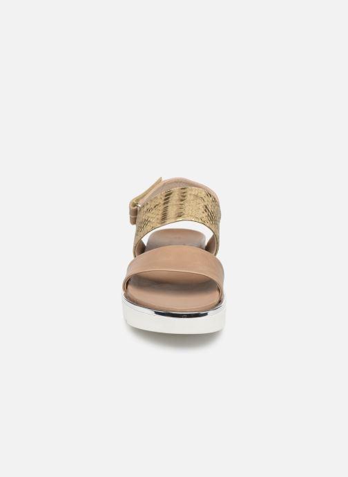 Sandales et nu-pieds Elizabeth Stuart Platon 804 Vert vue portées chaussures