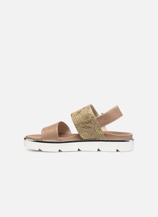 Sandales et nu-pieds Elizabeth Stuart Platon 804 Vert vue face