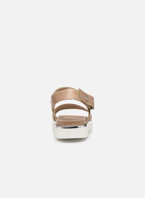 Sandales et nu-pieds Elizabeth Stuart Platon 804 Vert vue droite
