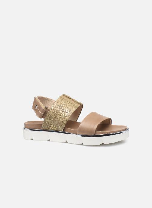 Sandales et nu-pieds Elizabeth Stuart Platon 804 Vert vue derrière