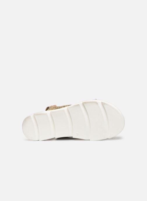 Sandales et nu-pieds Elizabeth Stuart Platon 804 Vert vue haut