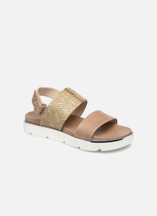 Sandales et nu-pieds Elizabeth Stuart Platon 804 Vert vue détail/paire