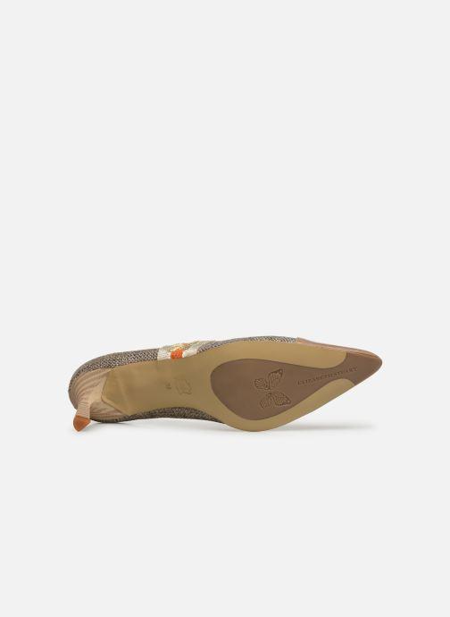Zapatos de tacón Elizabeth Stuart Recife 200 Beige vista de arriba