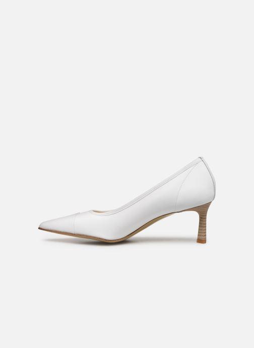 Zapatos de tacón Elizabeth Stuart Recife 304 Blanco vista de frente